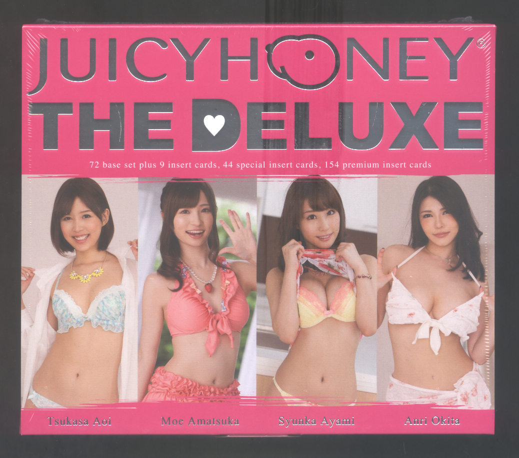 2016 Juicy Honey The Deluxe * Sealed Box