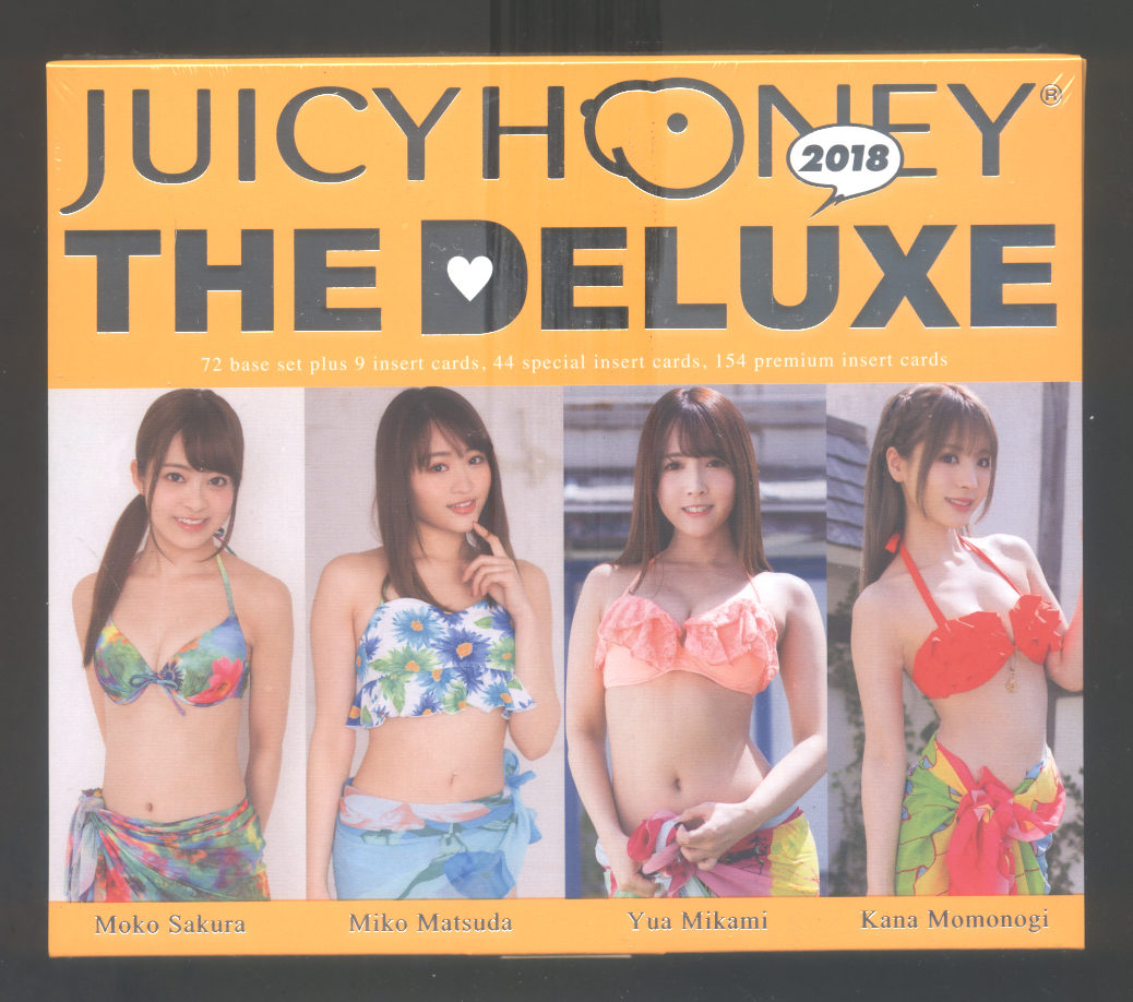 2018 Juicy Honey The Deluxe * Sealed Box
