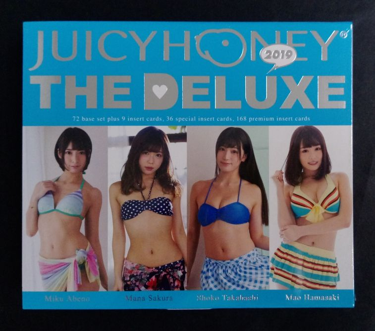2019 Juicy Honey The Deluxe * Sealed Box