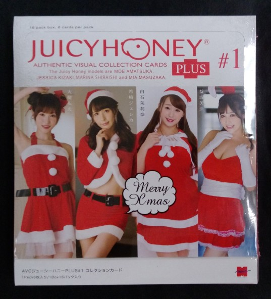 2018 Juicy Honey Plus #1 * Sealed Box
