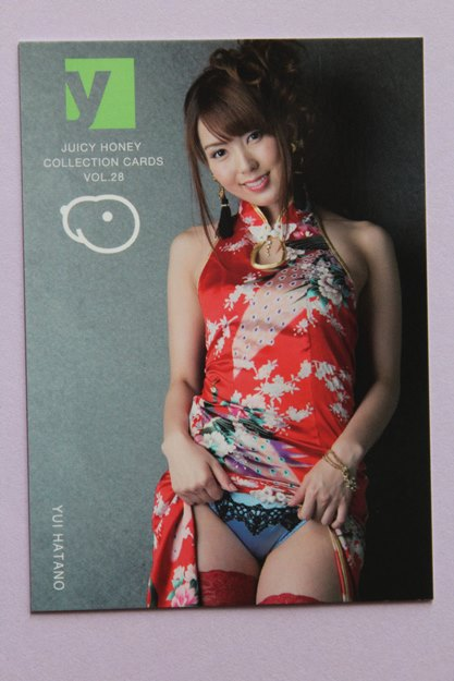 Yui Hatano 2014 Juicy Honey Series 28 Card #49