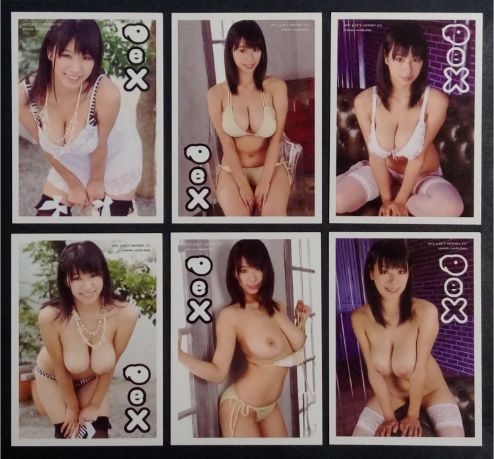 2010 Juicy Honey EX Hana Haruna * 51-card Set