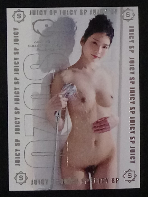 Suzu Honjo 2019 Juicy Honey Plus #2 * SP Insert #SP-6